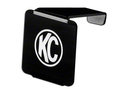 KC HiLiTES Hard Cover for 3 in. LZR Cube Light - Black (97-18 F-150)