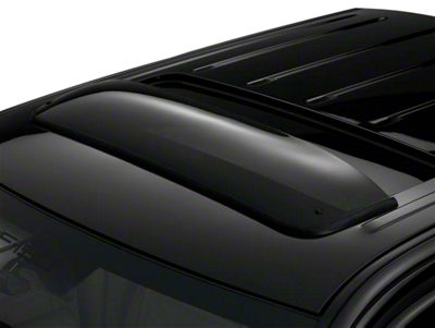 Weathertech Sunroof Wind Deflector - Dark Smoke (04-08 F-150)