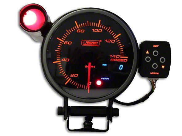 Prosport 0-140 MPH Electronic Speedometer - 95mm (97-19 F-150)