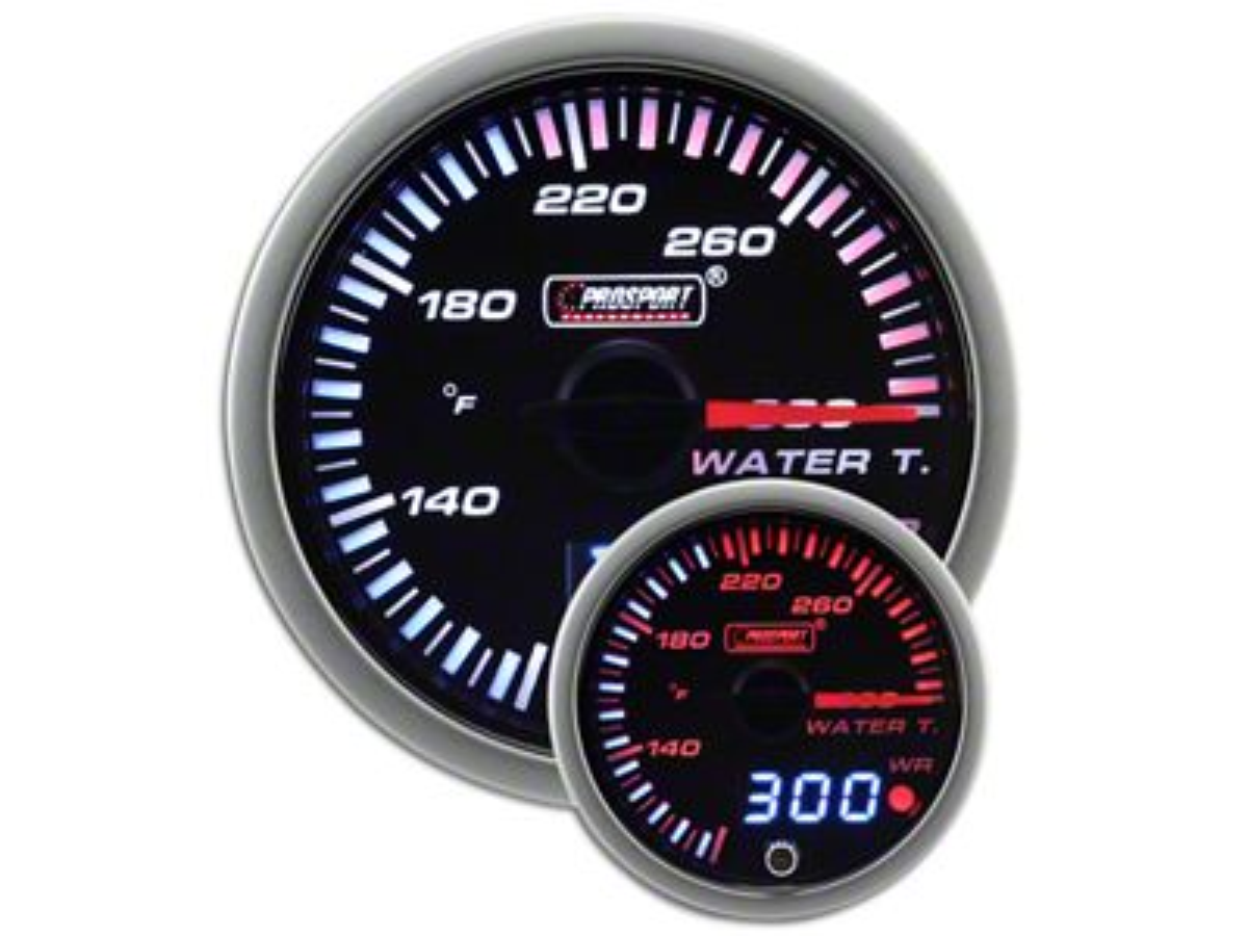 Prosport JDM Water Temperature Gauge - Electrical (97-19 F-150)