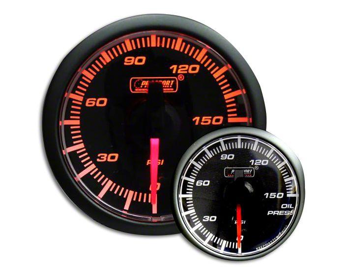 Prosport 0-150 PSI Oil Pressure Gauge (97-19 F-150)