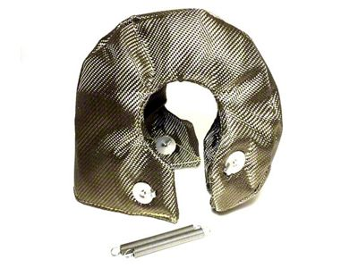 Prosport T4 Turbo Heat Shield Blanket - Titanium (97-18 F-150)