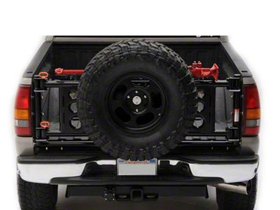 Wilco Offroad Tiregate Vertical Mount Tire Carrier (04-14 F-150)