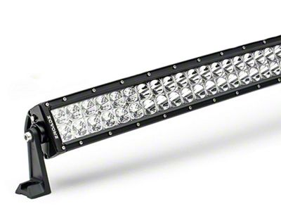 ZRoadz 30 in. Double Row Curved LED Light Bar - Flood/Spot Combo