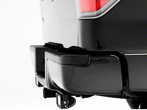 ZRoadz 6 in. LED Light Bar Rear Bumper Mounting Brackets (09-14 F-150)