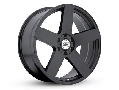 Black Rhino Everest Matte Black 6-Lug Wheel - 20x9 (04-19 F-150)