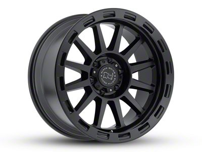 Black Rhino Revolution Matte Black 6-Lug Wheel - 20x9 (04-18 F-150)