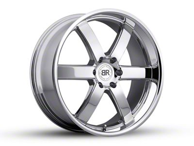 Black Rhino Pondora Chrome 6-Lug Wheel - 20x8.5 (04-18 F-150)