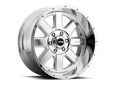 SOTA Off Road A.W.O.L. Polished 6-Lug Wheel - 20x12 (04-18 F-150)