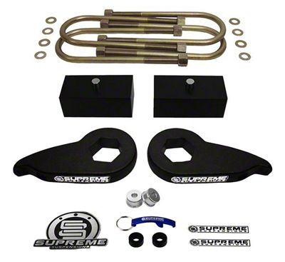 Supreme Suspensions 1-3 in. Front / 1.5 in. Rear Pro Lift Kit (97-03 4WD F-150)