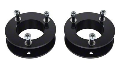 Supreme Suspensions 3 in. Pro Billet Strut Spacer Leveling Kit (04-08 2WD/4WD F-150)