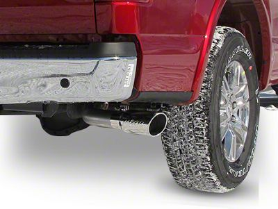 MBRP 3 in. Pro Series Dual Exhaust System - Middle Side Exit (15-18 2.7L EcoBoost F-150)