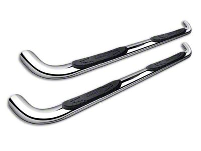 Smittybilt 3 in. Sure Side Step Bars - Stainless Steel (99-03 F-150 SuperCab, SuperCrew)