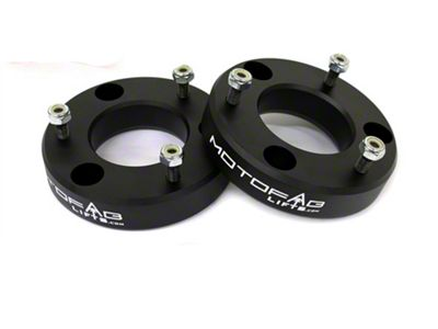 MotoFab 2 in. Front Leveling Kit (04-18 2WD/4WD F-150, Excluding Raptor)
