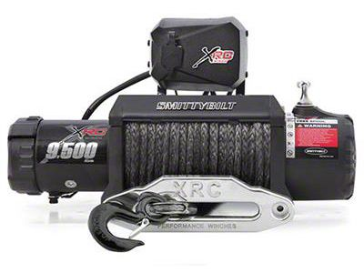 Smittybilt XRC 9.5 Comp 9,500 lb. Winch w/ Synthetic Rope