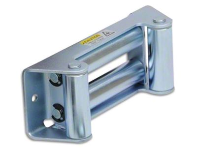 Smittybilt 4 Way Roller Fairlead