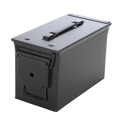 Smittybilt Ammo Can w/ Bag (97-19 F-150)