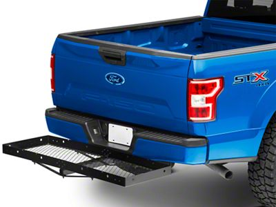 Smittybilt 2 in. Receiver Hitch Rack - 20 in. x 60 in. (97-19 F-150)