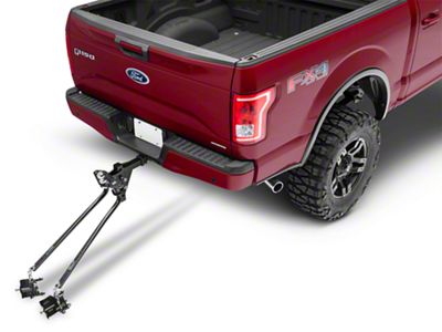 Smittybilt 2 in. Class II Receiver Weight Distributing Hitch (97-19 F-150)