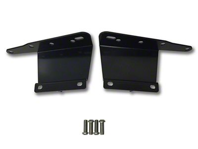 Baja Designs Fog Light Pocket Mounting Brackets (10-14 F-150 Raptor)