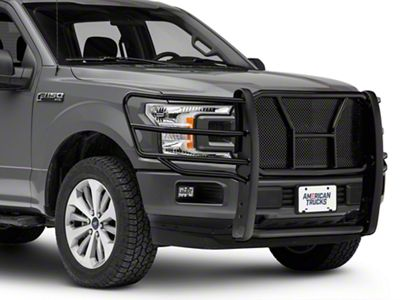 Barricade Extreme Heavy Duty Brush Guard - Black (15-18 F-150, Excluding Raptor)