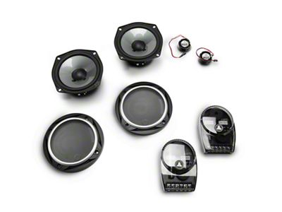 JL Audio Evolution C2 5.25 in. Component Speaker System - Rear Door (04-18 F-150 SuperCab, SuperCrew)