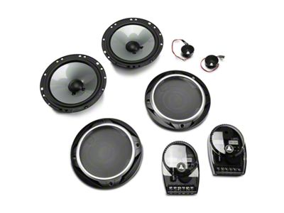 JL Audio Evolution C2 6.5 in. Component Speaker System - Front Door (04-18 F-150)
