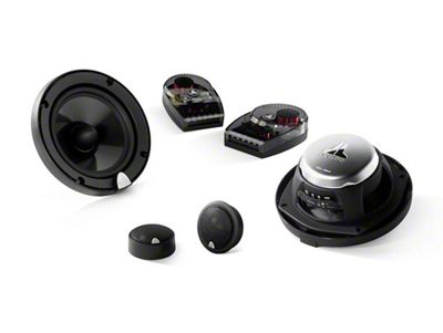 JL Audio Evolution C3 5.25 in. Convertible Component Speaker System - Rear Door (04-18 F-150 SuperCab, SuperCrew)