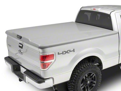 UnderCover Elite LX Hinged Tonneau Cover - Unpainted (09-14 F-150 Styleside w/ 5.5 ft. & 6.5 ft. Bed)