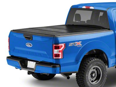 UnderCover Flex Tri-Fold Tonneau Cover - Black Textured (15-19 F-150 w/ 5.5 ft. & 6.5 ft. Bed)