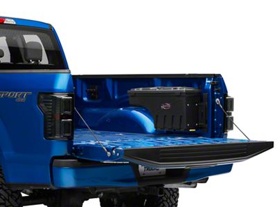 UnderCover Swing Case Storage System - Passenger Side (15-18 F-150)