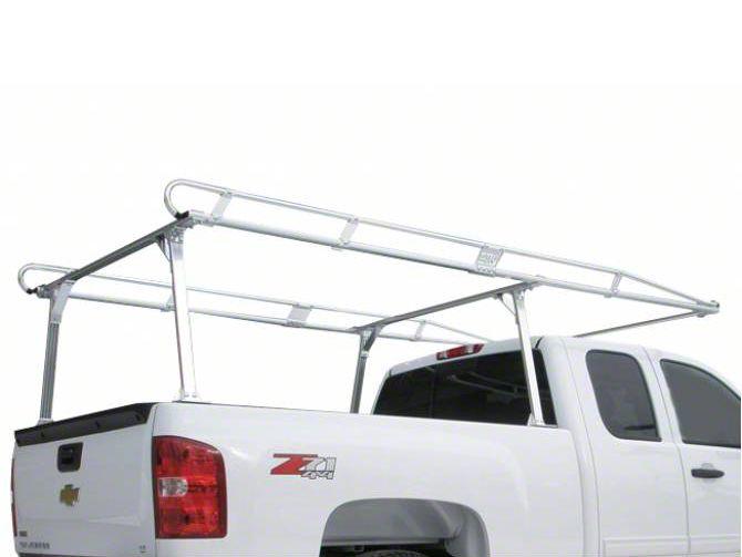 Hauler Racks Hauler II Heavy Duty Aluminum Truck Rack - 1,200 lb. Capacity (97-18 F-150 w/ 6.5 ft. Bed)