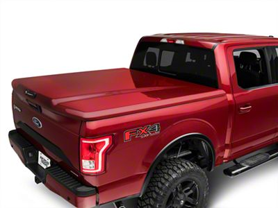 UnderCover Elite LX Hinged Tonneau Cover - Pre-Painted (15-18 F-150 w/ 5.5 ft. & 6.5 ft. Bed)