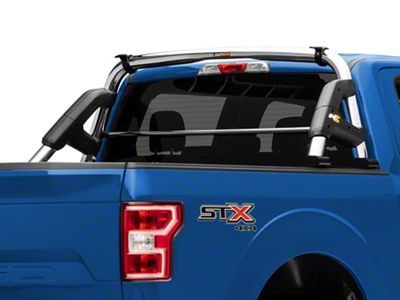 Keko K3 Light Roll Bar - Polished (15-19 F-150)