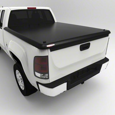 UnderCover Classic Hinged Tonneau Cover - Black Textured (97-03 F-150 w/ 5.5 ft. & 6.5 ft. Bed)