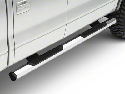 Barricade Octa Side Step Bars - Chrome (09-14 F-150 SuperCab, SuperCrew)