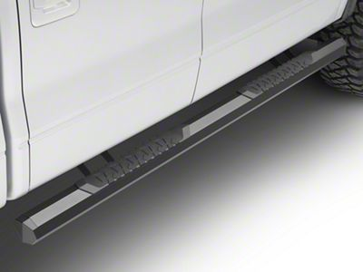 Barricade Octa Side Step Bars - Black (09-14 F-150 SuperCab, SuperCrew)