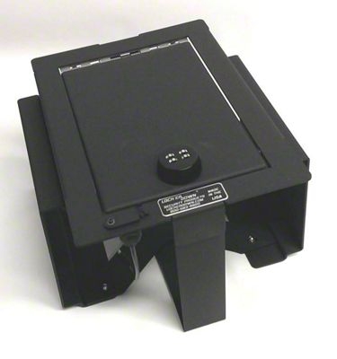 Lock'er Down Console Safe (09-14 F-150 w/ Flow-Through Center Console)
