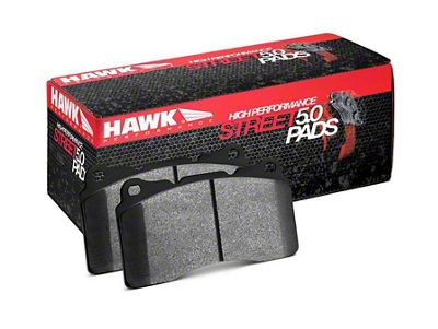 Hawk Performance HPS 5.0 Brake Pads - Front Pair (15-19 F-150)