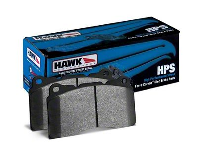 Hawk Performance HPS Brake Pads - Rear Pair (99-03 F-150 w/ 8-Lug)
