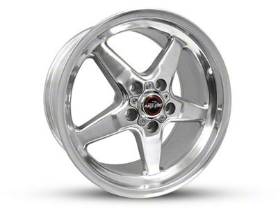 Race Star 92 Drag Star Polished 5-Lug Wheel - Direct Drill - 17x10.5 (97-03 F-150)