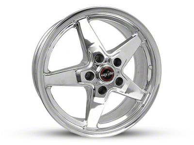 Race Star 92 Drag Star Polished 5-Lug Wheel - Direct Drill - 17x7 (97-03 F-150)