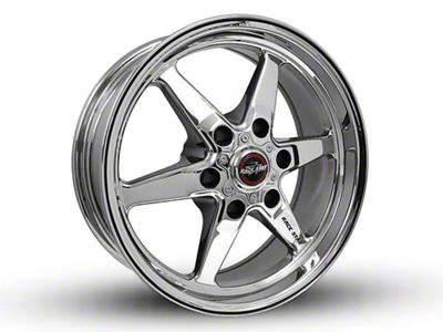 Race Star 93 Truck Star Chrome 6-Lug Wheel - 17x7 (04-18 F-150)