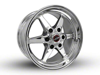 Race Star 93 Truck Star Chrome 6-Lug Wheel - 20x9 (04-18 F-150)
