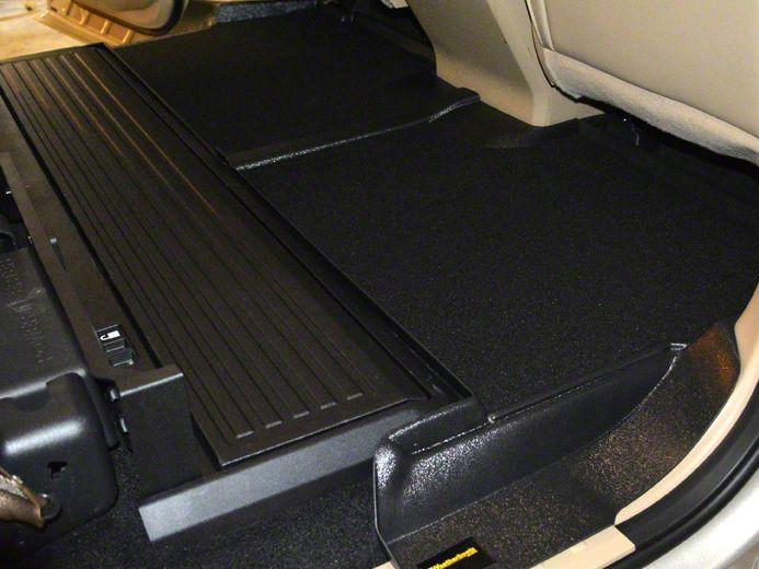 Weatherboots Classic Rear Floor Liner - Black (15-18 F-150 SuperCrew)