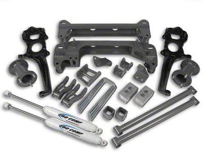 Pro Comp Suspension 6 in. Lift Kit (04-08 4WD F-150)