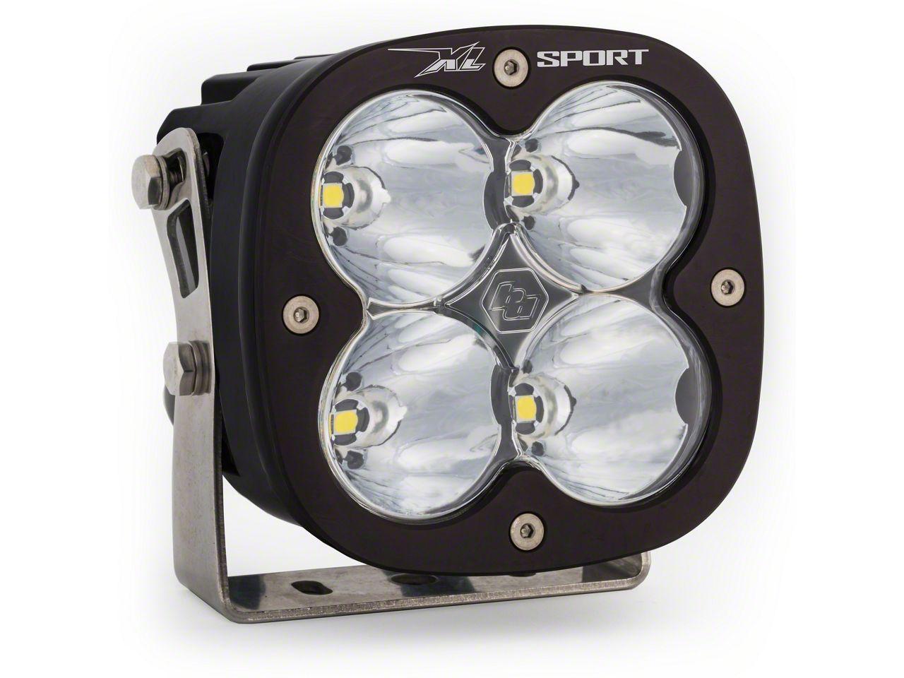 Baja Designs XL Sport LED Light - High Speed Spot Beam