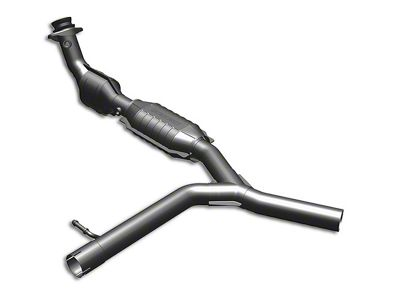 Magnaflow Direct-Fit HM Grade Catalytic Converter - Passenger Side (04-06 5.4L F-150)