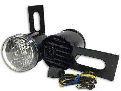 Delta 3 in. 30H Pipe-Lites LED Back-Up Light Kit