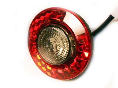 Delta 3-3/4 in. Round LED Back-Up Light